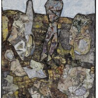 7. Jean Dubuffet