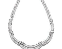 49. 鑽石項鏈