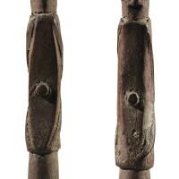 205. couple de statues, wurkun, nigeria |