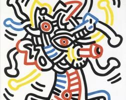 43. Keith Haring