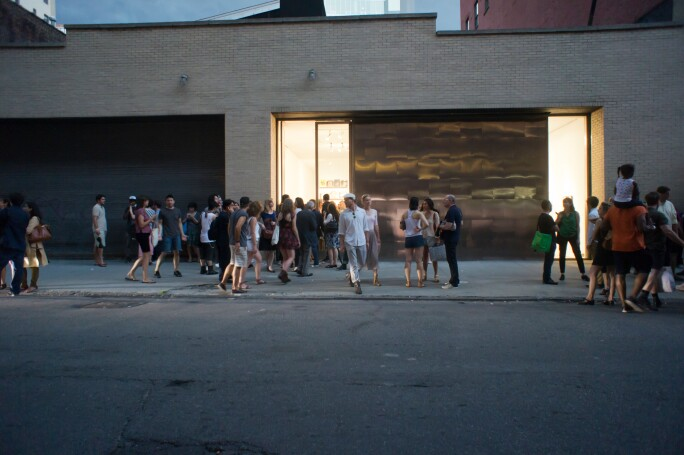 Chelsea art district