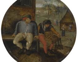 35. Pieter Brueghel the Younger