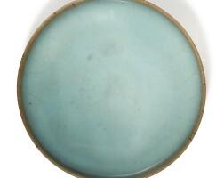 1772. a 'jun' bowl yuan dynasty  