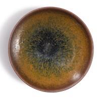 1774. a 'jian' 'hare's fur' bowl song dynasty  