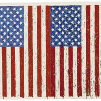24. Jasper Johns