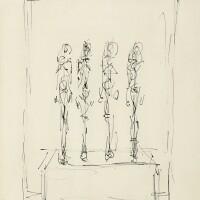 5. Alberto Giacometti