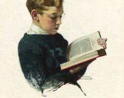 19. Norman Rockwell