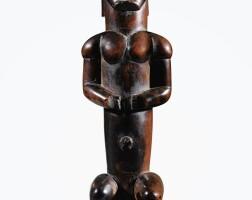 44. statue, fang, gabon |