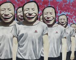 1039. Yue Minjun