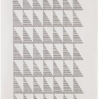40. Carl Andre