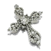 188. diamond pendant