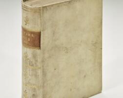 186. paré, cinq livres de chirurgie, paris, 1572, later vellum