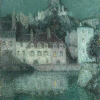 126. Henri Le Sidaner
