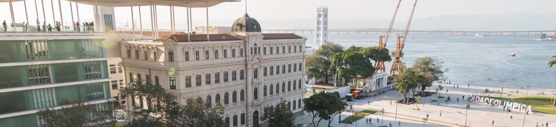 Exterior View, Museu de Arte do Rio