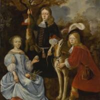 459. Dutch School, 17th Century