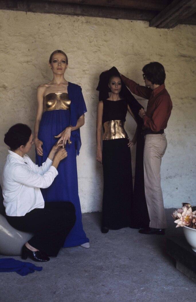 Fashion 1969: Yves Saint Laurent