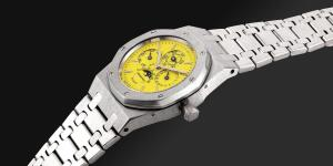 The Audemars Piguet Royal Oak Perpetual Calendar 25800
