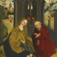 12. 萊茵河谷上游畫派,1475至1500年間