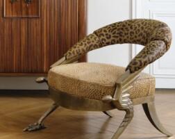 3. mark brazier jones | san demas armchair, 1996