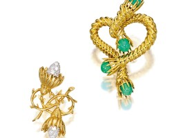 1601. Schlumberger for Tiffany & Co.