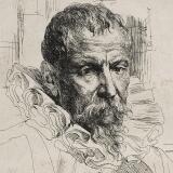 Peter Brueghel the Younger: Artist Portrait