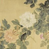 1202. 張熊 1803-1886 | 富貴吉祥