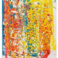 448. gerhard richter | untitled (9.4.86)