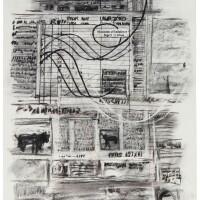 "517. william kentridge | drawing from ""tide table"" minimum of indolence"