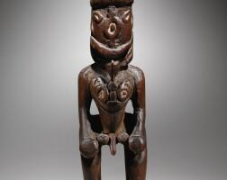 8. statue, sepik, papouasie-nouvelle-guinée |