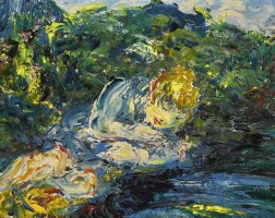46. jack b. yeats, r.h.a.   the lonely sea