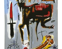 7. Jean-Michel Basquiat