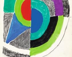 131. sonia delaunay | rhythme couleur