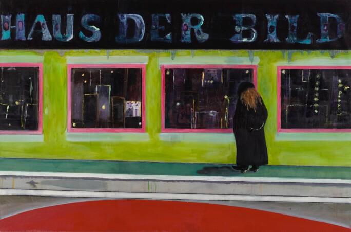 Peter Doig, House of Pictures, 2000–2002. Estimate $8,000,000–12,000,000.