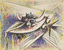 8. wifredo lam (1902-1982)