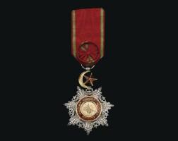 37. ottoman empire, order of medjidjie |