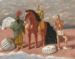 30. Giorgio de Chirico