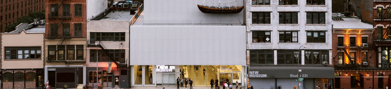 Exterior View, Neue Galerie New York
