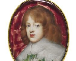 6. alexander cooper   portrait of young gentleman, traditionally identified asrobert dormer, 1st earl of carnarvon (1610-1643), circa 1630