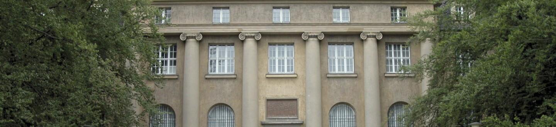 Exterior View, Museum Europäischer Kulturen