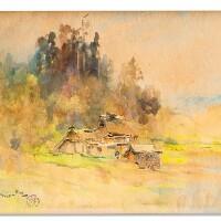 850. kinichiro ishikawa | koshu landscape