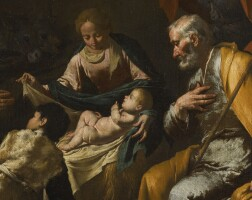 10. The Master of the Annunciation to the Shepherds