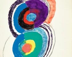 130. sonia delaunay | rhythme couleur