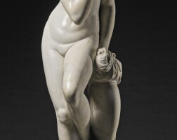 5. after a model by giambologna (1529-1608)italian, florence, late 18th/ early 19th century | venus of the grotticella