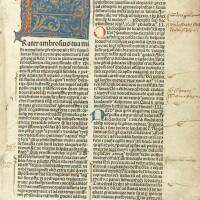 4. bible, latin.