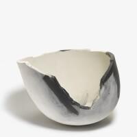 36. gordon baldwin | wave ii (bowl with painting)