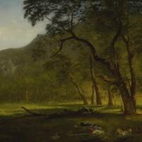 80. Albert Bierstadt