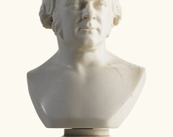 107. benjamin cheverton (1794-1876) after a model by matthew noble (1817-1876) british, 19th century