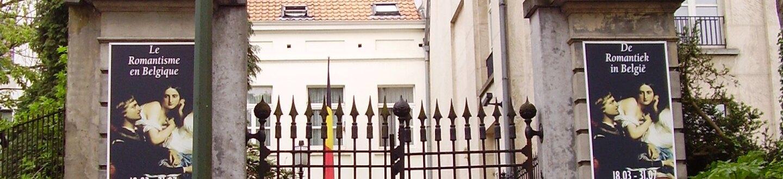 Musée Wiertz exterior