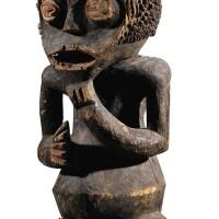72. statue, mambila, nigeria  
