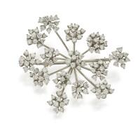 24. diamond brooch, angela cummings